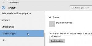 win-10 standard browser