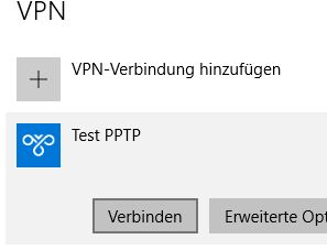 verbinden windows 10