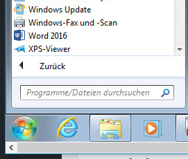 Startmenue-Windows-Update